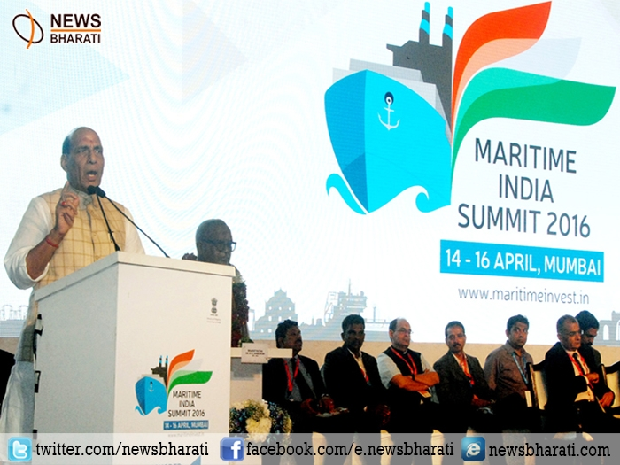 India must lead in total cargo export import by 50% says Rajnath; 141 MoUs Agreements signed