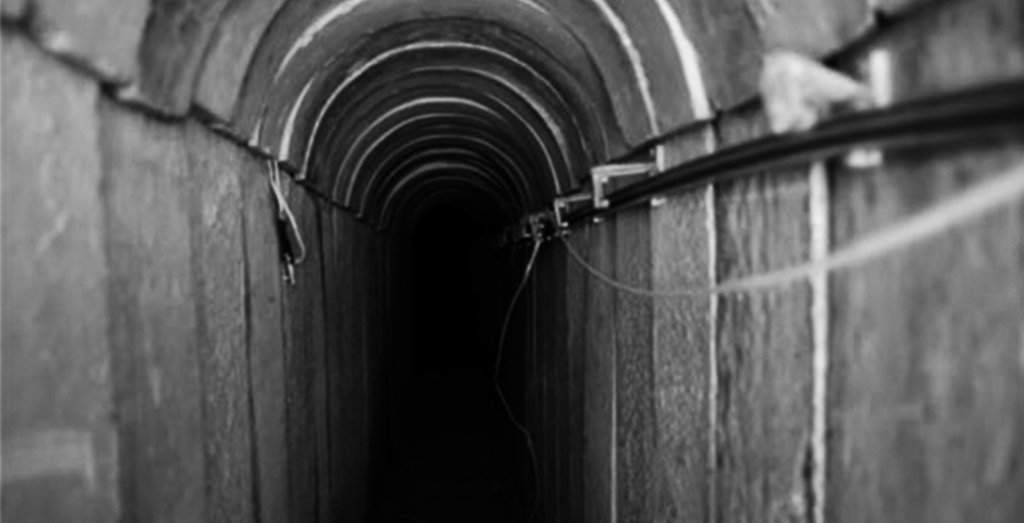 Israeli forces uncover Hamas built tunnel