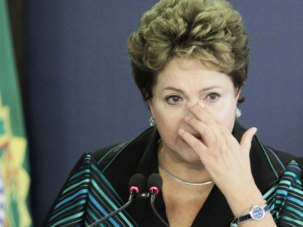Dilma suffers a  crushing defeat; Brazilian lower house of Congress demads her impeachment