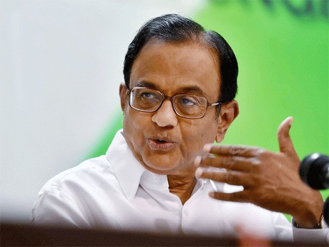 Media reports reveal that affidavit describing Ishrat Jahan as a LeT operative was signed by Chidambaram