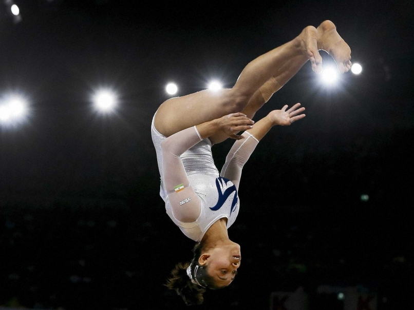It's a first! Ace Indian gymnast Dipa Karmaka qualifies for Rio Olympics