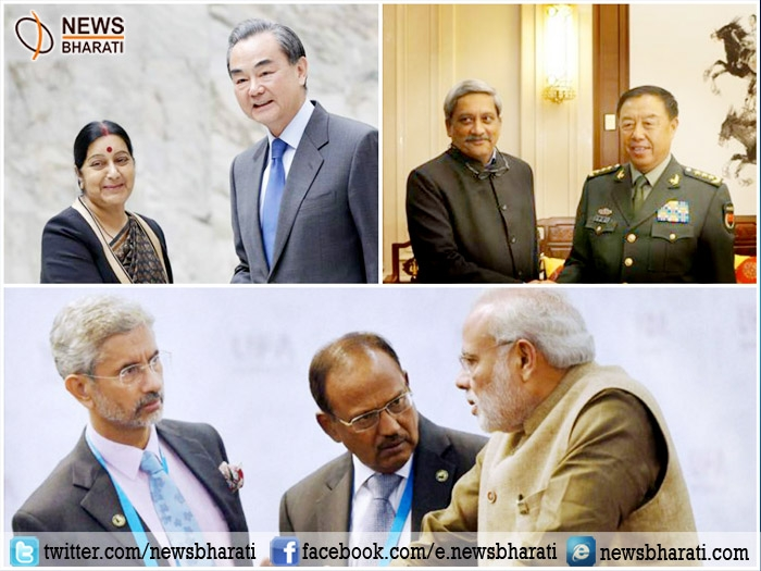 China says Sino-Indian relations on a high; Media wants focus 'only' on differences