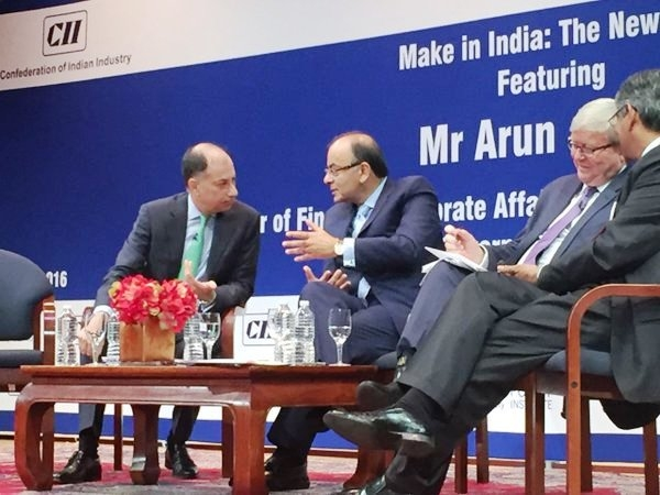 India is doing well and will continue to grow rapidly in coming years: Jaitley in New York
