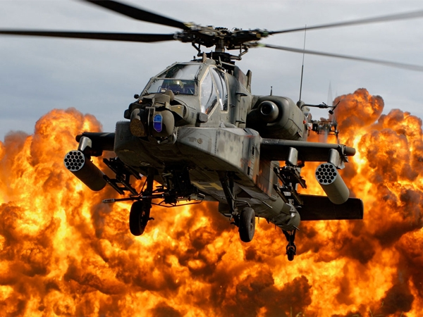 US to provide Apache helicopters, troops, $415 million to Iraq