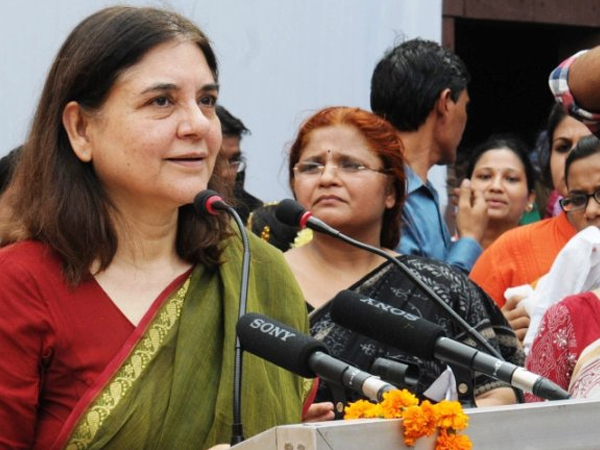 Maneka announces four-fold strategy to curb menace of child and woman trafficking in NE states