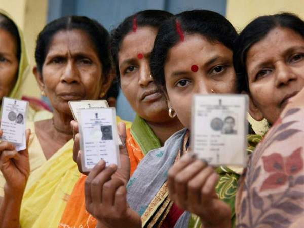 UP: Polling begins for 51 seats in fifth phase of assembly elections; PM Modi urges people to vote