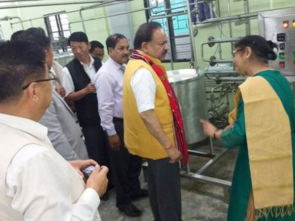 Vardhan reviews 'Value Chain Citrus Development' project for North-East Region in Nagaland