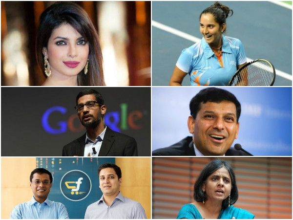 Sania Mirza, Priyanka Chopra among 7 Indians in Time magazine's list of '100 Most influential people'