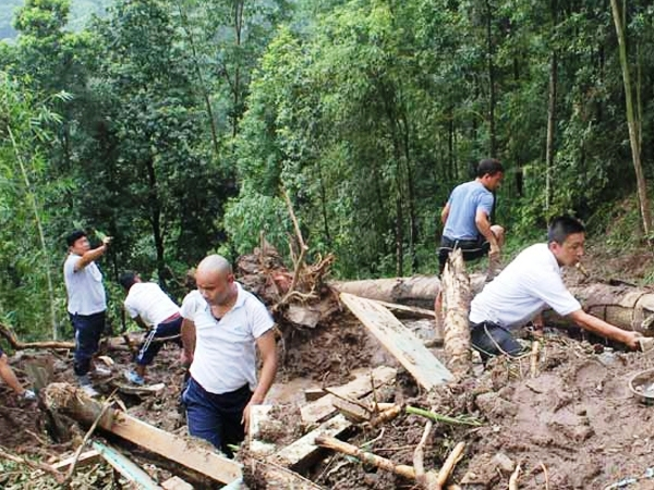 At least 13 bodies recovered from debris of landslide hit Tawang