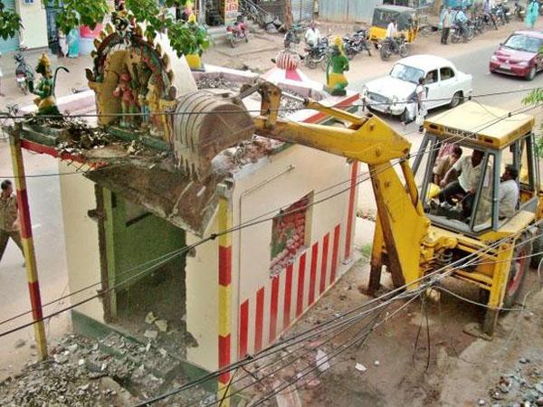 BMC to demolish 482 illegal religious structures in Mumbai