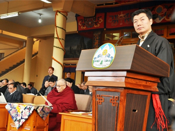 Lobsang Sangay re-elected as Prime Minister of Tibetan 'govt-in-exile' for 2nd consecutive term