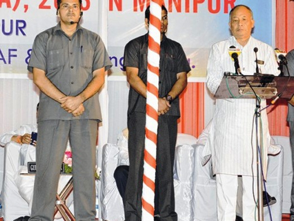 National Food Security Act launched in Manipur; Ibobi terms it  a historic moment for the State