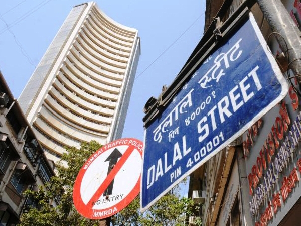 Sensex is trading lower by 0.04% while the Nifty falls 4.85 points