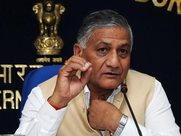 India-Pak foreign secretaries to decide on NIA officials visit to Pakistan on Pathankot probe: V.K.Singh