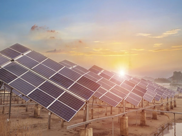 Adani Industries dedicates world's largest solar power plant to the nation