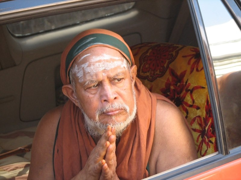 Kanchi Sankaracharya Jayendra Saraswathi acquitted in auditor assault case