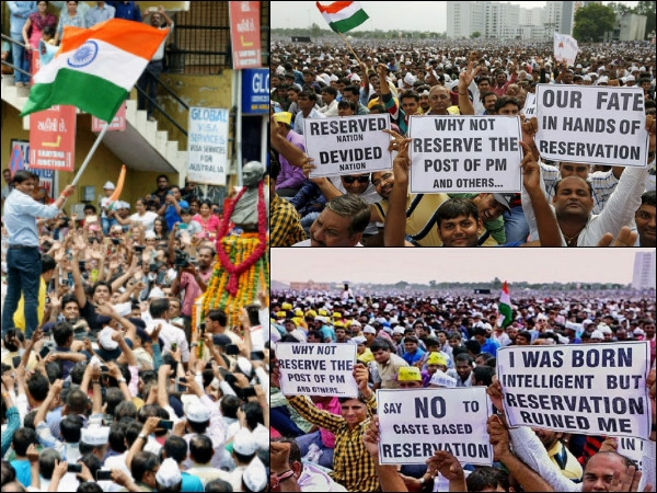 Gujarat allows 10% reservation for people with income limit of Rs 6 lakh