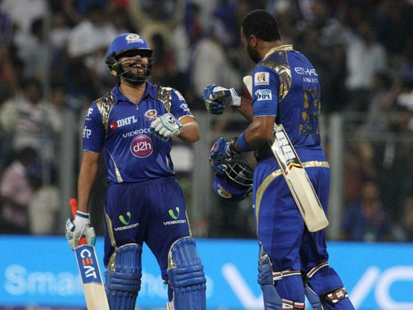 IPL 2016: Rohit Sharma' powered batting helps Mumbai to chase target easily against KKR