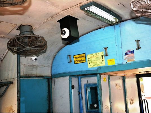Shan-E-Punjab Express becomes 1st Indian train to be fitted with CCTV cameras, digital video recorder