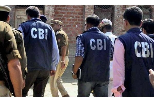 CBI registers case against MHA official for corrupt activities