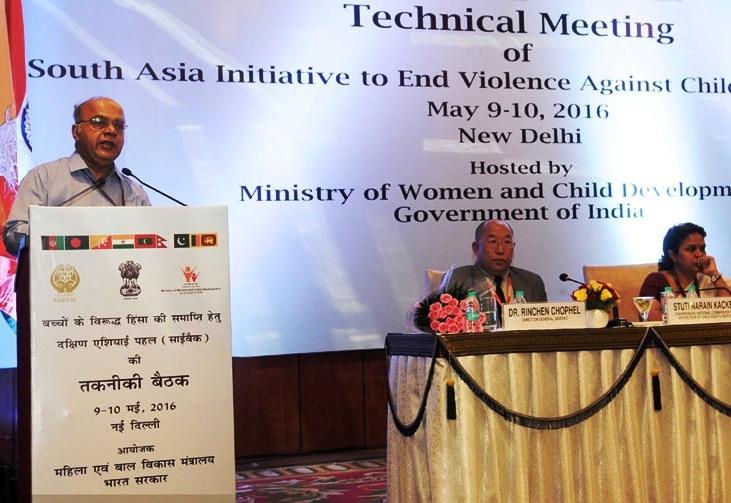 Three-day landmark meeting of SAARC nations on 'Protection of Children' begins in New Delhi