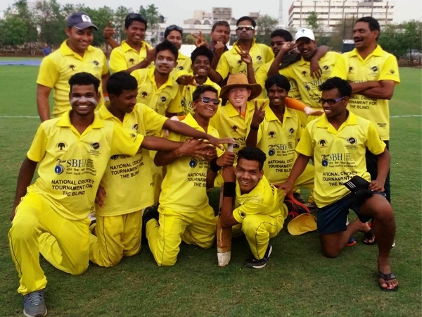 Odisha bags National cricket tournament for blind 2016