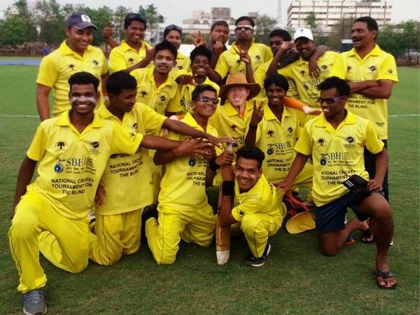 Odisha bags National cricket tournament for blind 2016
