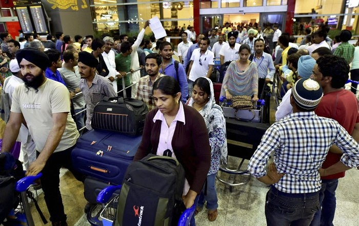 Twenty-nine Indian nationals evacuated from Libya; will reach Kerala on Thursday