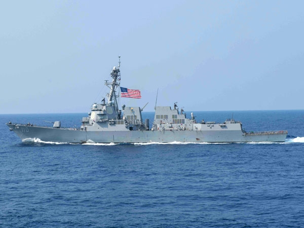 China fumes over US adventure in South China Sea