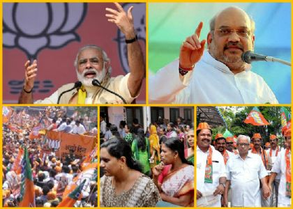 BJP is game changer in Kerala state elections this time