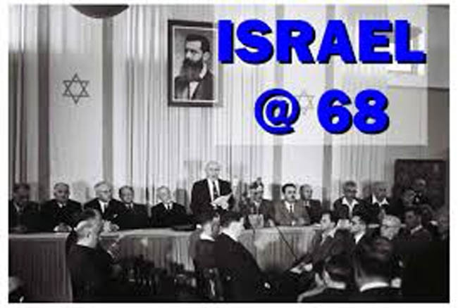 Israel at 68: Not isolated, but badly misunderstood