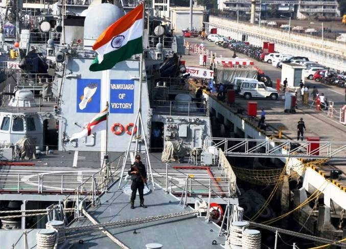 Indian warships visit Kuwait strengthen mutual understanding between both navies