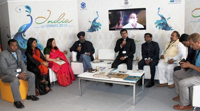 Cannes 2016: Rajyavardhan Rathore promotes India as a filming destination