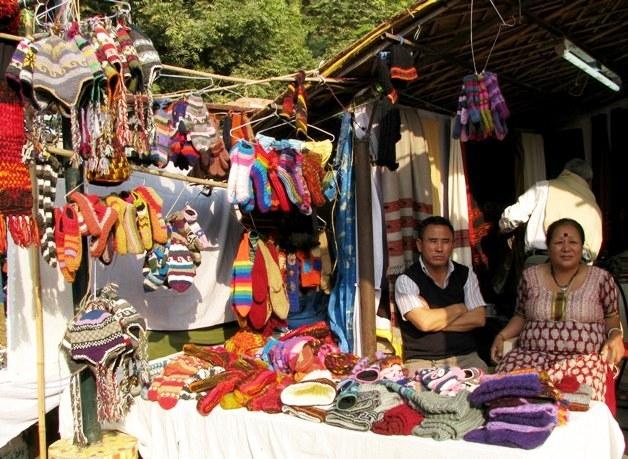 Jitendra inaugurates 'Purbashree stall' at Dilli Haat to promote handloom products of NE region