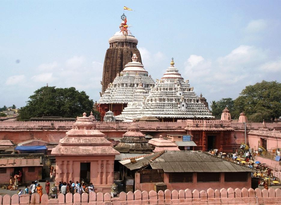 Odisha CM urges PM Modi to direct ASI team for restoration work of Jagamohana Temple
