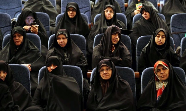 Iran's new parliament has more women than clerics