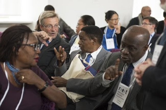 Global meeting seeks inspiration from Reformation to transform world