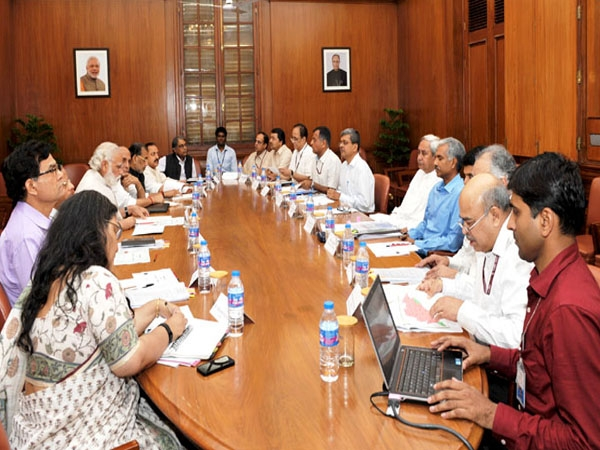 PM Modi reviews drought and water scarcity situation in Odisha with CM Naveen Patnaik