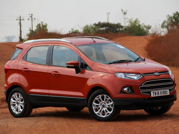 Ford India recalls 48,700 units of EcoSport vehicle over various issues