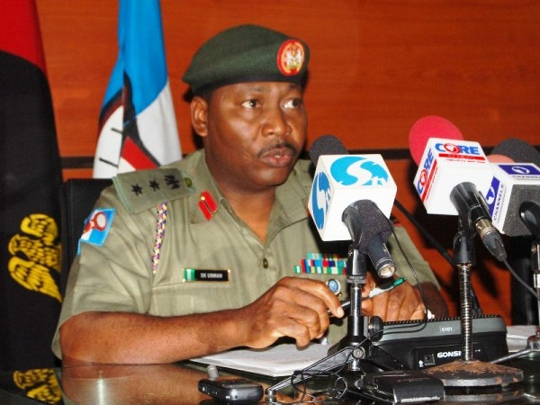 Nigerian Army spokesperson claims top Boko Haram Chief bomb maker shot dead near its camp