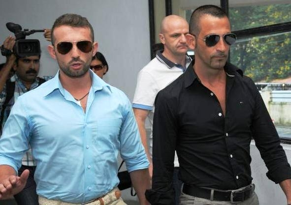 Supreme Court relaxes Italian marine Girone's bail conditions, allows him to return to Italy