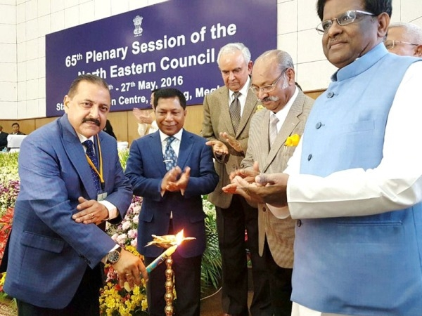 North East region has witnessed path-breaking development in the last two years:  Jitendra