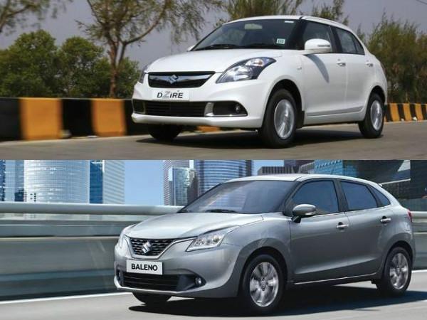 Maruti Suzuki recalls Baleno and DZire model cars over maintenance issues