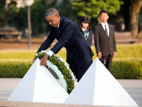 Barack Obama visits Hiroshima; calls US-Japan alliance as one of the strongest in the world