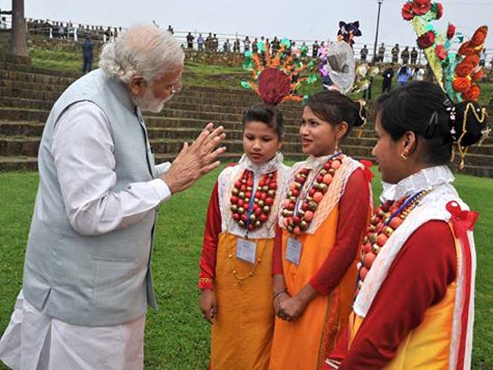Modi's Shillong visit to have multiple effects across Northeast