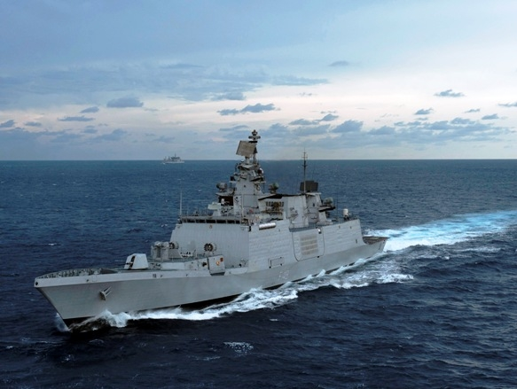 Indian Warships visit Vietnam to enhance maritime cooperation and strengthen India's 'Act East' policy