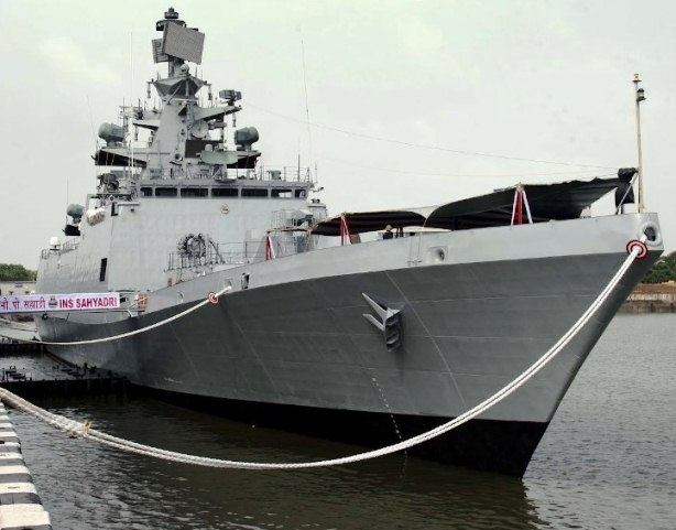 Indian Warships visit Russia to enhance maritime cooperation between navies of both nations