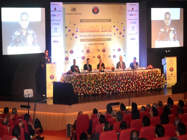 'AMICOM 2016' commences in New Delhi; aims for self-reliant Defence production