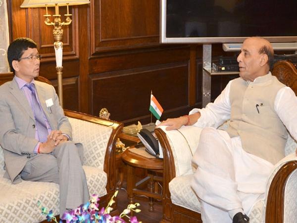 Pul meets PM Modi, Rajnath and Prabhu; discusses various development plans for Arunachal Pradesh