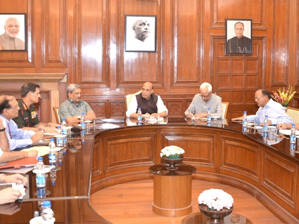 Centre reviews developmental projects  and security issues in J&K